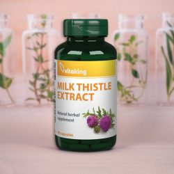 MÁRIATÖVIS EXTRACT 500mg 80 kapsz. (Milk Thistle) Vitaking
