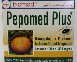 PEPOMED PLUS KAPSZULA (Biomed) 100 db